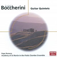 Pepe Romero, Academy of St. Martin in the Fields Chamber Ensemble – Boccherini: Quintets for Guitar & Strings