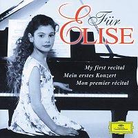 Přední strana obalu CD Fur Elise: My first recital