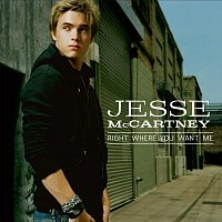 Jesse McCartney – Right Where You Want Me