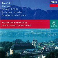 András Schiff – Janácek: Capriccio; In the Mists; Pohádka; Sonata 1.X.1905