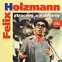 Přední strana obalu CD Felix Holzmann ztracený a nalezený