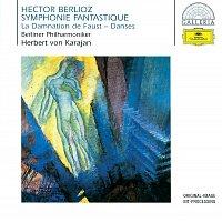 Berliner Philharmoniker, Herbert von Karajan – Berlioz: Symphonie fantastique Op.14; La Damnation de Faust Op.24 – CD