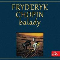 Přední strana obalu CD Chopin: Balady