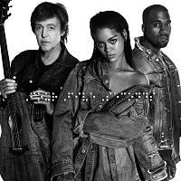 Rihanna, Kanye West, Paul McCartney – FourFiveSeconds