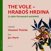 Jan Hartl – The Vole - Hraboš hrdina (MP3-CD)