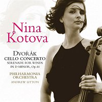 Nina Kotova – Dvorak Cello Concerto & Serenade
