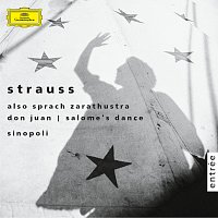 Přední strana obalu CD Richard Strauss: Also sprach Zarathustra/Don Juan/Salome:Dance of the Seven Veils