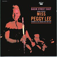 Peggy Lee – Basin Street Proudly Present Peggy Lee