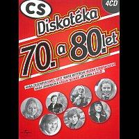 CS diskotéka 70. a 80. let