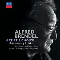 Přední strana obalu CD Alfred Brendel - Artist's Choice