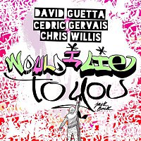 David Guetta & Cedric Gervais & Chris Willis – Would I Lie To You
