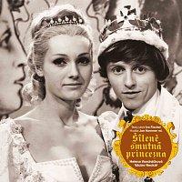 Přední strana obalu CD Šíleně smutná princezna Jan Hammer ml.