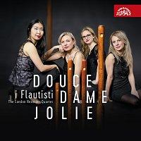 Přední strana obalu CD Douce Dame Jolie