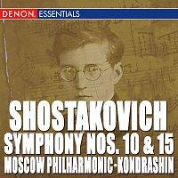 Kyril Kondrashin, Orchestra of the Moscow Philharmonic Society – Shostakovich: Symphony Nos. 10 & 15
