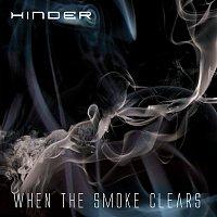 Přední strana obalu CD When The Smoke Clears