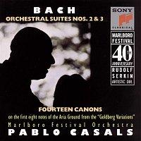 Marlboro Festival Orchestra, Pablo Casals – Bach:  Orchestral Suites