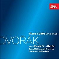 Martin Kasík, Jiří Bárta – Dvořák: Koncerty pro klavír a violoncello