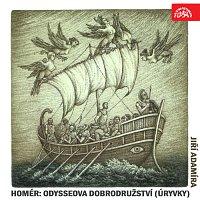 Jiří Adamíra – Homér: Odysseova dobrodružství (úryvky)