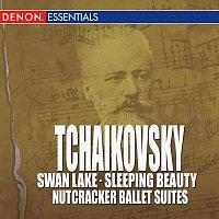 Pyotr Ilyich Tchaikovsky, Edouard Van Remoortel, Vienna Symphonic Orchestra – Tchaikowsky - Swan Lake - Sleeping Beauty - Nutcracker Ballet Suites