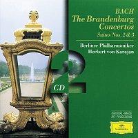 Berliner Philharmoniker, Herbert von Karajan – Bach, J.S.: The Brandenburg Concertos; Suites Nos.2 & 3