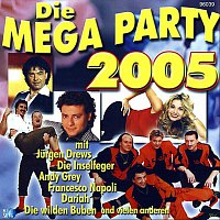 Různí interpreti – Die Mega Party 2005