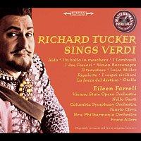 Richard Tucker, Orchester der Wiener Staatsoper, Giuseppe Verdi, Nello Santi – Masterworks Heritage: Richard Tucker