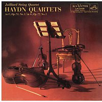 "Juilliard String Quartet, Joseph Haydn – Haydn: String Quartet No. 57 in C Major, Op. 74 No. 1, Hob. III:72 & String Quartet in G Major, Op. 77 No. 1, Hob. III:81 ""Lobkowitz"" (Remastered)"