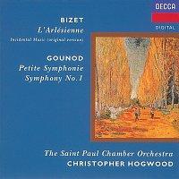 St. Paul Chamber Orchestra, Christopher Hogwood – Gounod: Symphony No.1; Petite symphonie etc