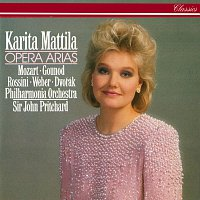 Karita Mattila, Philharmonia Orchestra, Sir John Pritchard – Opera Arias
