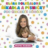 Klára Doležalová – Říkadla a písničky pro nejmenší dětičky