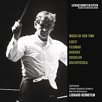 Leonard Bernstein, Columbia Symphony Orchestra, Luigi Dallapiccola, Ruth Posselt – Music of Our Time: Ligeti - Feldman - Denisov - Schuller - Dallapiccola