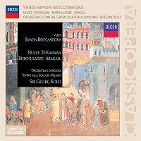 Leo Nucci, Paata Burchuladze, Kiri Te Kanawa, Giacomo Aragall, Sir Georg Solti – Verdi: Simon Boccanegra