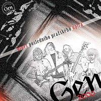 Přední strana obalu CD Blues posledního pražského upíra
