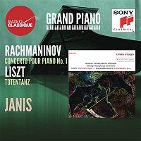 Byron Janis, Fritz Reiner, Sergei Rachmaninoff, Chicago Symphony Orchestra – Liszt: Totentanz / Rachmaninov: Concerto 1 - Janis