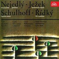 Česká filharmonie, Libor Pešek, Václav Neumann – Česká hudba 20. století - Nejedlý, Ježek, Schulhoff, Řídký