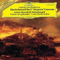 Arturo Benedetti Michelangeli, Wiener Symphoniker, Carlo Maria Giulini – Beethoven: Piano Concerto No.5