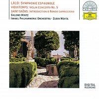Shlomo Mintz, Zubin Mehta – Lalo: Symphony espagnole / Vieuxtemps: Violin Concerto No.5 / Saint-Saens: Introduction & Rondo capriccioso