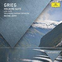 Gothenburg Symphony Orchestra, Neeme Jarvi – Grieg: Holberg Suite; Lyric Suite