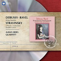 Alban Berg Quartett – Ravel & Debussy: String Quartets & Stravinsky: 3 Pieces, Concertino & Double Canon