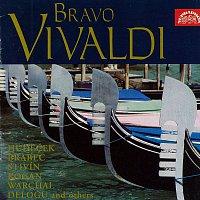 Václav Hudeček, Jiří Stivín, Lubomír Brabec – Vivaldi: Bravo Vivaldi