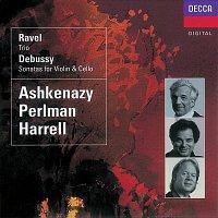 Itzhak Perlman, Lynn Harrell, Vladimír Ashkenazy – Debussy: Violin Sonata; Cello Sonata/Ravel: Piano Trio