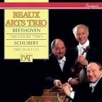"""Beaux Arts Trio – Beethoven: Piano Trio No. 7 """"Archduke"""" / Schubert: Piano Trio No. 1"""