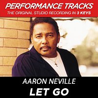 Aaron Neville – Let Go [Performance Tracks]