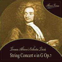 Tomaso Albinoni's Orchestra Trieste – String Concert 4 in G Op.7