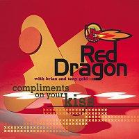 Přední strana obalu CD Compliments On Your Kiss