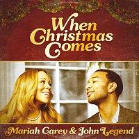 Mariah Carey, John Legend – When Christmas Comes