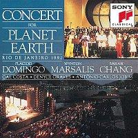 Plácido Domingo, Wynton Marsalis, Sarah Chang, Gal Costa, Denyce Graves – Concert for Planet Earth