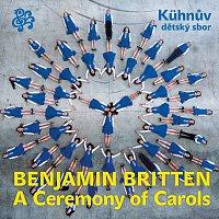 Přední strana obalu CD Benjamin Britten - A Ceremony of Carols