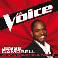 Jesse Campbell – What A Wonderful World [The Voice Performance]