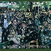 Rod Stewart – A Night On The Town